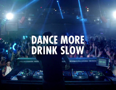 Heineken, iyi müzikle alkol tüketimi arasındaki ilişkiyi araştırıyor.