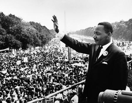 Pazarlama dünyası Martin Luther King'i andı.