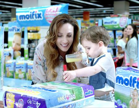 'Türkiye'nin en çok sıvı tüketen bebeği Mert'in hikayesi yeni bir filmle devam ediyor.