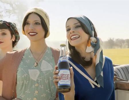 Pepsi devre arasının nasıl icat edildiğini anlatıyor