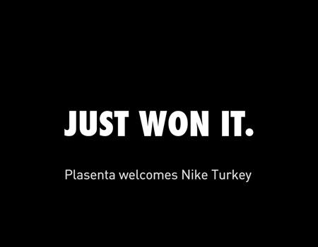 Plasenta, Nike Türkiye'yi bir 'hoş geldin' filmi ile karşıladı.