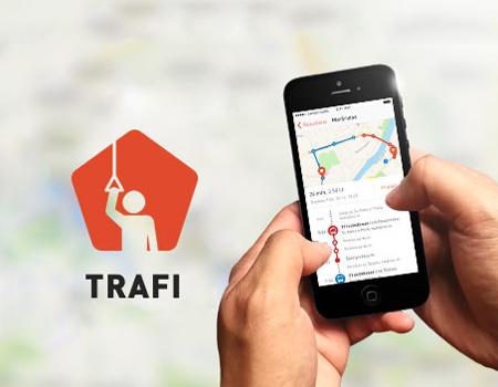 Trafi App Türkiye, iOS ve Android uygulamalarını kullanıma sundu.