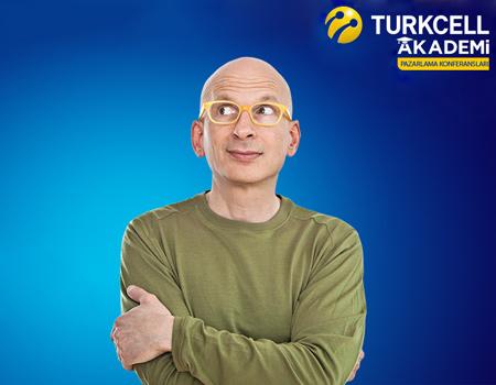 Altıncısı düzenlenen Turkcell Akademi Pazarlama Konferansı, Godin'i ağırladı.