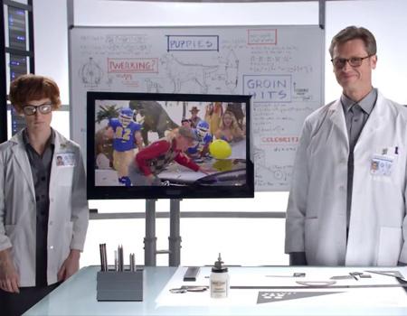 Volkswagen Super Bowl'a bir bilimsel yöntemle hazırlanıyor.