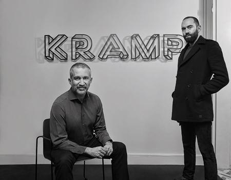 Yeni kreatif ajans Kramp, müşterilerine hizmet vermeye başladı.