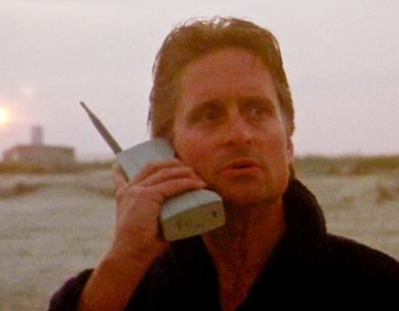 ABD'li ajanstan cep telefonlarının tarihine hızlı bir bakış sunan animasyon.