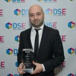 Dreambox, Las Vegas'ta düzenlenen Digital Signage Expo'da 3 ödül aldı.
