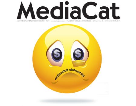 MediaCat, Şubat sayısında mutsuz tüketicinin yarattığı büyük ekonomiyi ele alıyor.