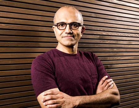 Microsoft'un yeni CEO'su belli oldu: Satya Nadella