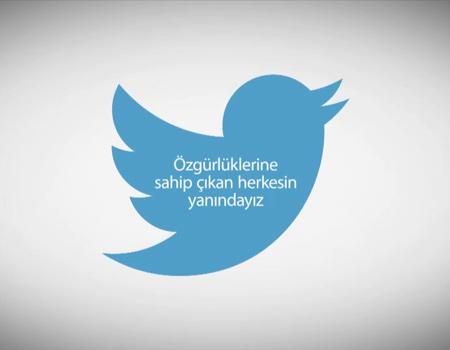 Parti, yasağa sosyal medyanın yaratıcı yönünü ön plana çıkaran bir reklam filmiyle yanıt verdi.