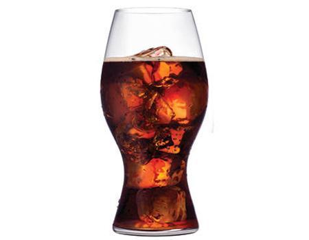 Coca-Cola, farklı aromaları kodladığı özel bir bardak imal ettirdi.