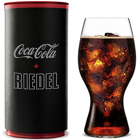 Coca-Cola'dan kolanın lezzetini artıran bardak