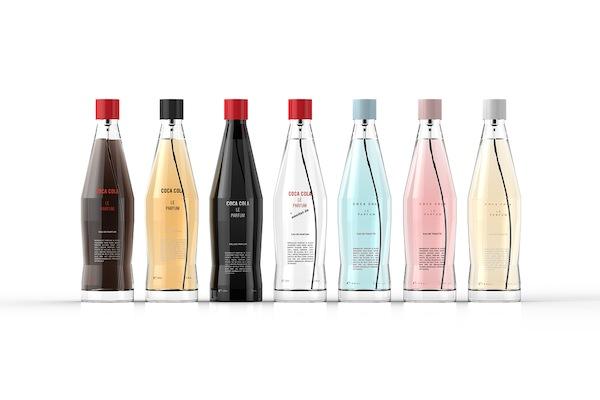 Coca-Cola parfüm üretirse…