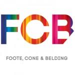 Draftfcb markasını 'fcb' olarak sadeleştiriyor.