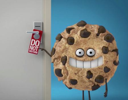 ABD'li kurabiye markası Chips Ahoy'un yeni adfreak'i aptallığın sınırlarını masaya yatırıyor.