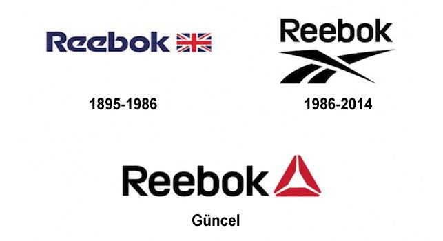 Reebok logosunu yeniledi