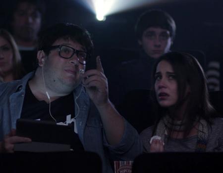 Gökbakar'ın 'I Tech' karakterini canlandırdığı film televizyondan önce MediaCat'te.
