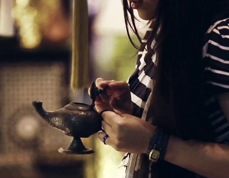 Samsung yeni reklam filmini İstanbul'da çekti.