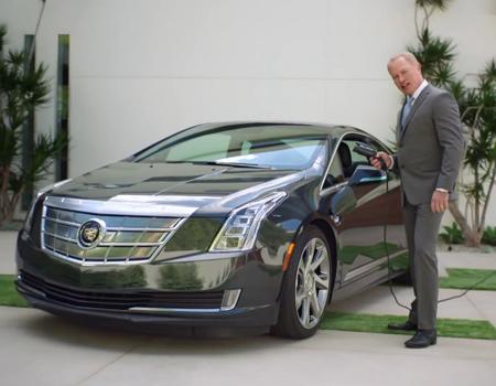 Ford'dan Cadillac parodisi.