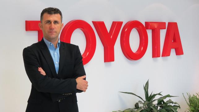 Murat Akdağ Toyota Türkiye'nin yeni pazarlama direktörü oldu.