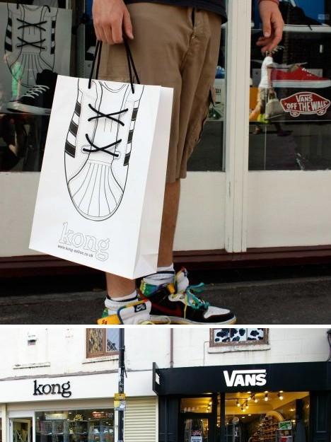 Son zamanların en yaratıcı alışveriş poşeti tasarımları