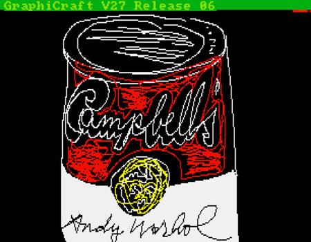 Campbell Soup'u hiç böyle görmediniz