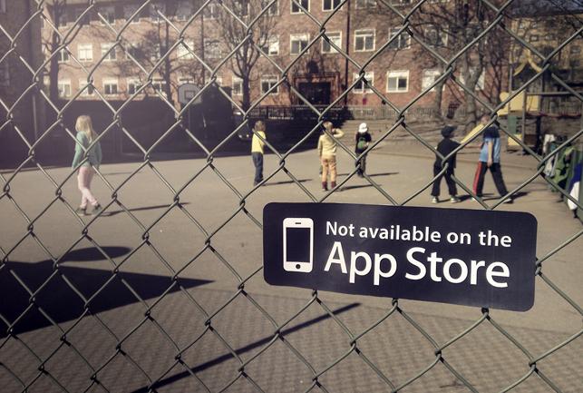 Bunları App Store'da bulamazsınız