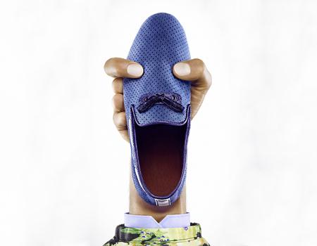 İsviçreli ayakkabı markasından yaratıcı ilan serisi.