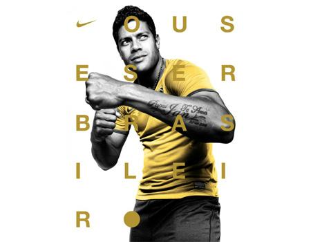 Nike'ın Dünya Kupası kampanyası etkileyici bir fotoğraf serisinden oluşuyor.