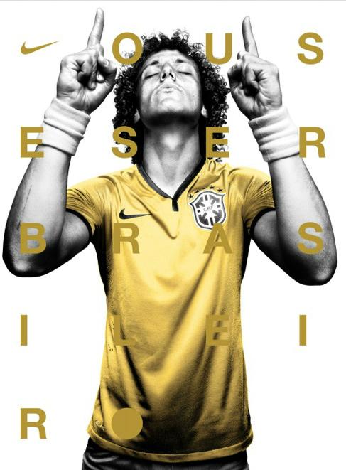 Brezilya Milli Takımı Nike için kamera karşısında