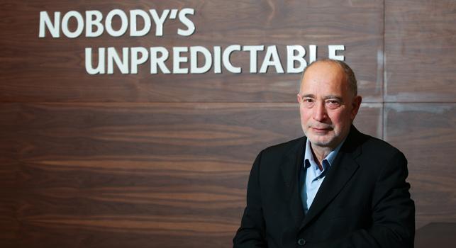 Ipsos kurucusu ve eşbaşkanı olan ekonomist Didier Truchot