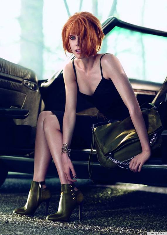 Nicole Kidman'ı hiç böyle görmediniz