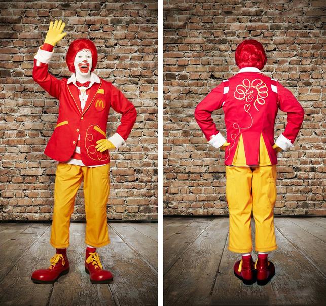 Tekrar hoş geldin Ronald McDonald