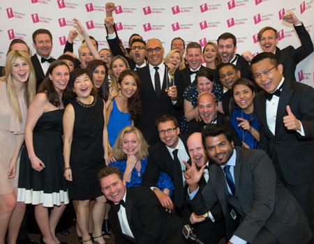 Starcom, Festival of Media Global Awards'te 7 ülkeden 9 kampanya ile ödülleri topladı.