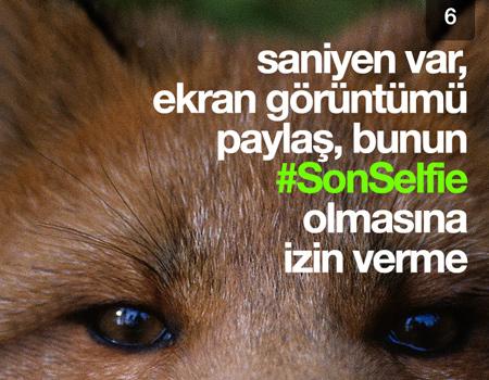 WWF Türkiye ve 41? 29!'dan Türkiye'nin ilk Snapchat uygulaması.