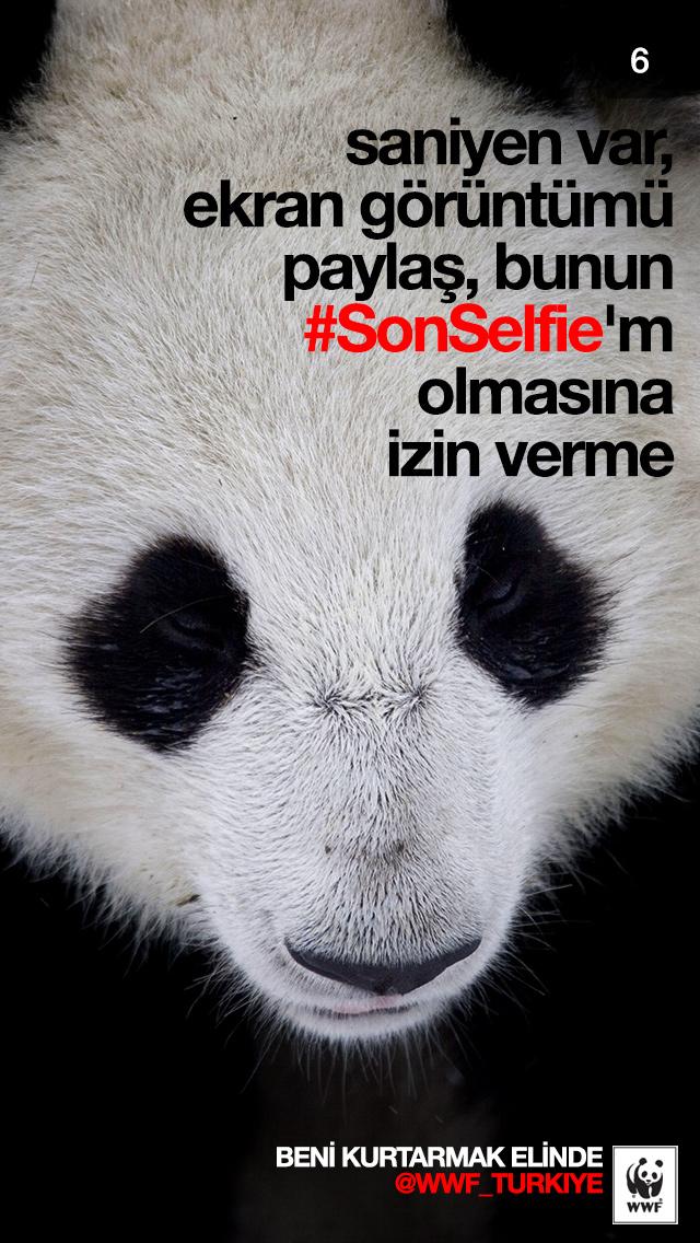 Bu onu göreceğin #SonSelfie olmasın!