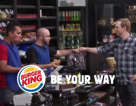 Burger King 40 yıllık sloganını değiştiriyor