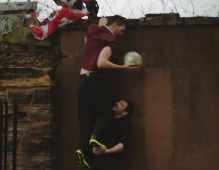 Carlsberg'den futbola yeni icat