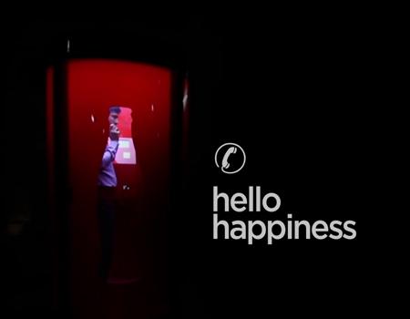 Coca-Cola ile mutluluğa 'alo'
