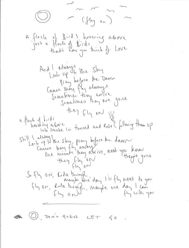 Coldplay ayrıntıda gizlidir