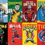 ESPN'den Dünya Kupası katılımcılarını özel posterlerle onurlandırıyor.