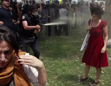 Bir yıl sonra yeniden Gezi