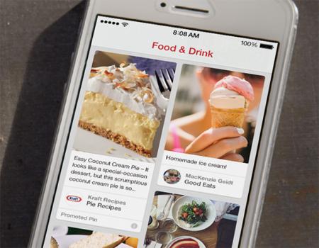 İlk ücretli reklamlar Pinterest'te boy göstermeye başladı