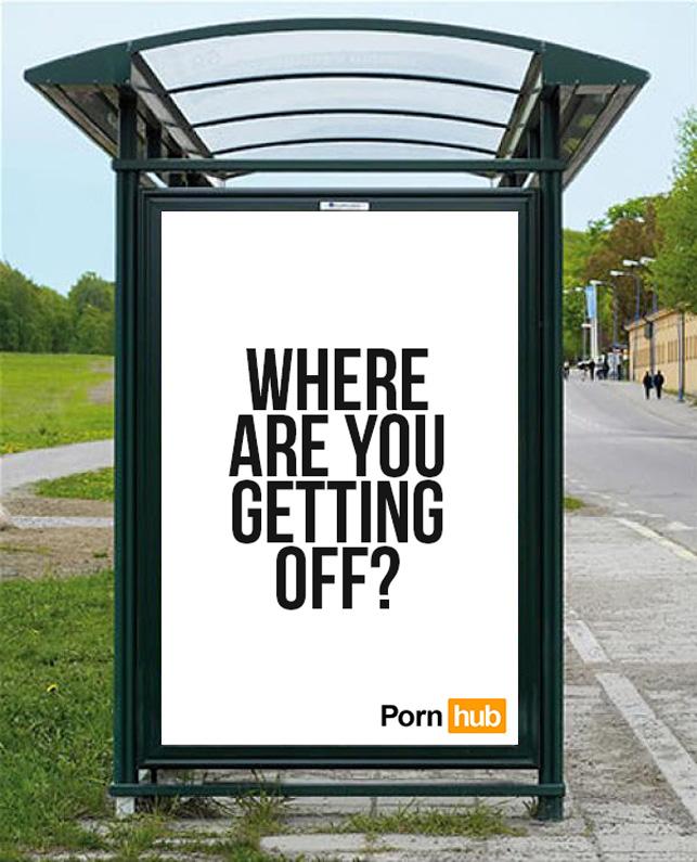 Sakıncasız' reklamlar yayınlamayı amaçlayan Pornhub'ın yarışmasında sona yaklaşılıyor.