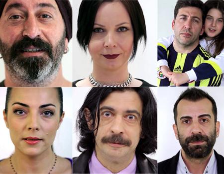 'Adalet için Fener Yak' Fenerbahçeli ünlüleri bir araya getirdi.