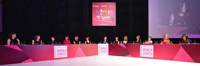 'Women to Watch' seremonisi bu yıl ikinci kez düzenlendi.