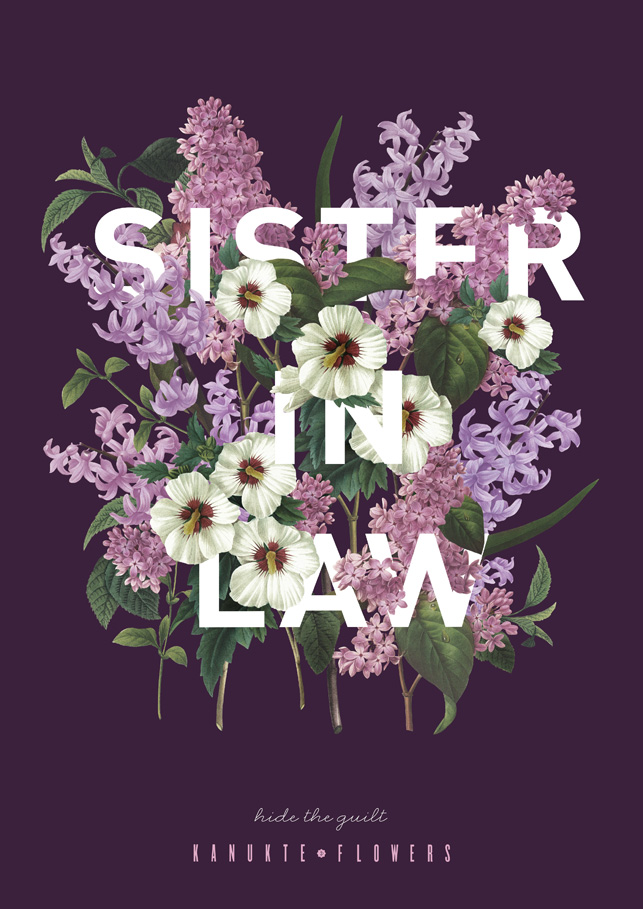 Cannes Lions 2014 Press Lions: Sister in Law, Kanukte Flowers (TBWA\ISTANBUL)