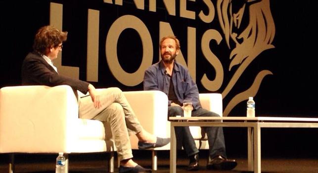 Ralph Fiennes, Cannes Lions 2014