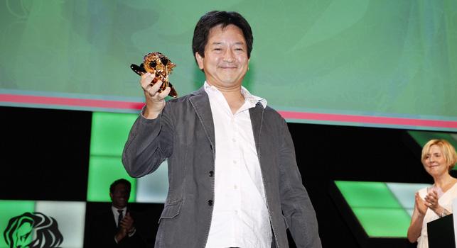 Bu yıl ilk kez düzenlenen etkinlikte Grand Prix Dentsu Japonya'nın oldu.