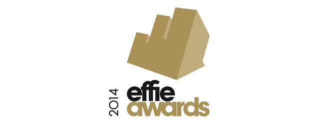 2014'ün Altın Effie'leri